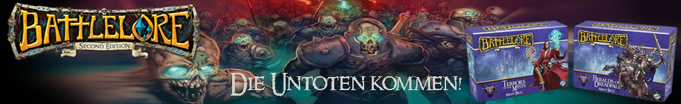 BattleLore Second Edition - Die Untoten kommen!